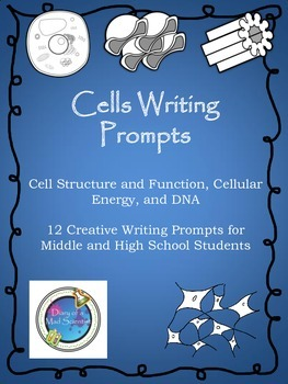 Cells and DNA Creative Writing Prompts