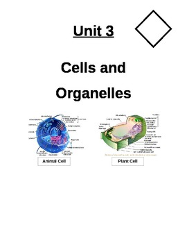 Cells and Life-Unit in a Folder