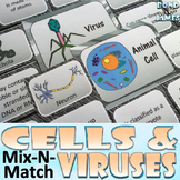 Cells and Viruses: Mix-N'-Match Activity