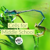 Cells for Middle School with Google Apps:  Instructional Bundle