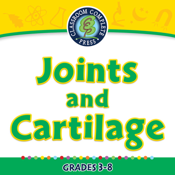 Cells,Skeletal & Muscular Systems: Joints and Cartilage -