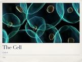 Cellular Biology Unit - (145 PowerPoint Slides)