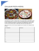 Cellular Pizza Model