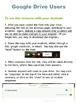 Cellular Processes Google Form Exit Ticket or Warm Up Assessments