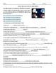 Cellular Respiration -4 YouTube Videos- Video Worksheet