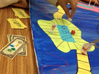 Cellular Respiration Board Game