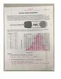 Cellular Respiration Classroom Activity