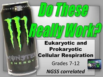 Cellular Respiration for Eukaryotes and Prokaryotes.  NGSS
