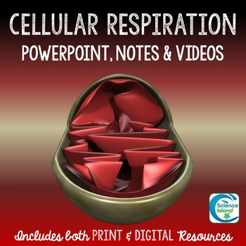 Cellular Respiration PowerPoint, Notes and Videos