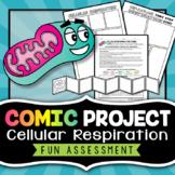 Cellular Respiration Project - Comic Strip