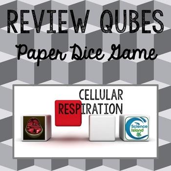 Cellular Respiration Review Qubes Game