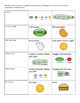 Cellular Respiration vs. Photosynthesis Cut and Paste Chart