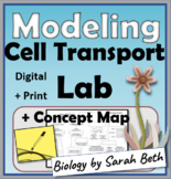 Cell Transport Lab using Bubbles