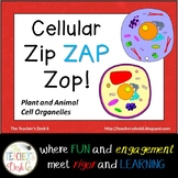 Cellular ZAP! Plant and Animal Cell Organelles and their F