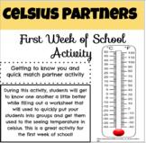 Celsius Partners Activity