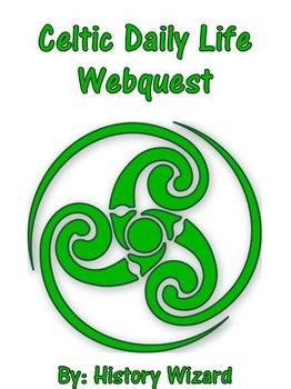 Celtic Daily Life Webquest