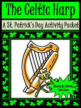 St. Patrick's Day Language Arts Activities: The Celtic Har
