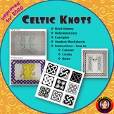 Celtic Knot Techniques - High School Art Assignment