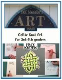 Celtic Knotwork for 3rd graders free sample