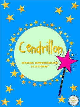 Cendrillon Reading Comprehension Assessment