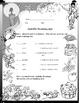 Cendrillon Vocabulary Quiz
