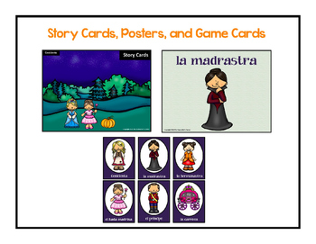 Cenicienta - Spanish Fairytale in the Present and Past Tense
