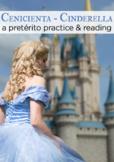 Cenicienta story (preterito practice) - Cinderella reading
