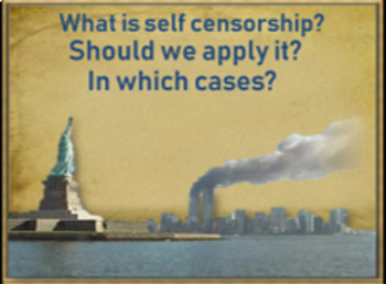 Censorship, what's the big deal? debate  - ESL adult and kid conversation