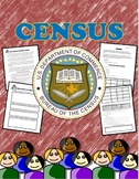 Census:  Helping students understand the United States Census