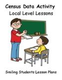 Census Local Level Lesson Activities!