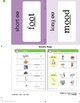 "Center 06: The ""oo"" Digraphs (Phonics Intervention Centers)"