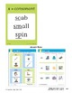 """Center 07: Initial """"s"""" Blends (Phonics Intervention Centers)"""