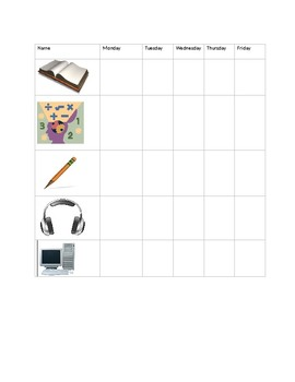 Center Activities Grid