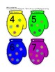Center Bag Printables - Math and Literacy Combined - Mitten ..... Mitten
