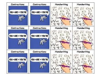 Center Card(s)