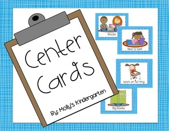 Center Cards