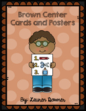 Center Cards and Posters (Brown)