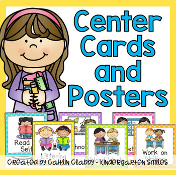 Center Cards and Posters for Rotations