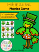 "Literacy Center Game - St. Patrick's Day - ""R"" controlled Vowels Word Work"