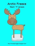 "Literacy Center Game - Winter Literacy Center Arctic Freeze ""Short I Word Work"""