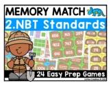 Math Games - 2.NBT.1, 2.NBT.2, 2.NBT.3, 2.NBT.4, 2.NBT.5,