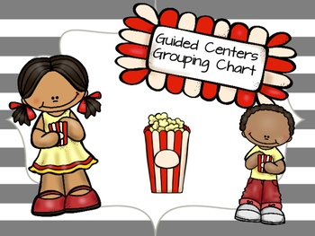 Guided Center Group Template