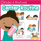 Center Introduction Visual Routine Editable Books