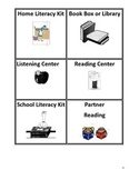Center It: Common Core Reading Center Ideas and Mini-Posters