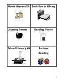 Center It: Common Core Reading Center Ideas and Mini-Posters