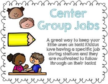 Center Jobs