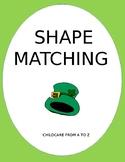 March Theme Shape Matching