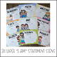 Center Labels for Preschool (I Am Statements) for Play and Academic Wall Labels