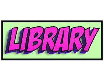 Center Lables Comic Style