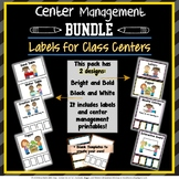 Center Management and Labels